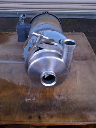 "Image 5 HP ST REGIS Stainless Centrifugal Pump, 2"" x 1 327594"