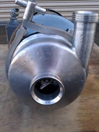 "Image 5 HP ST REGIS Stainless Centrifugal Pump, 2"" x 1 327595"