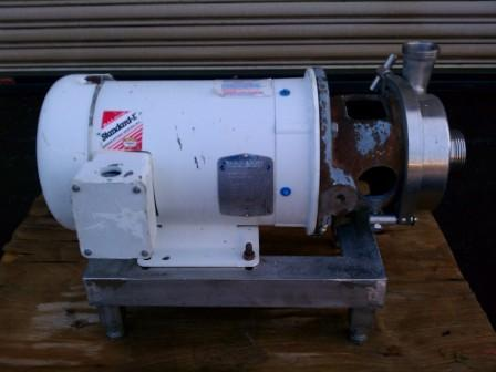 Image 5 HP St REGIS Stainless Centrifugal Pump 327737