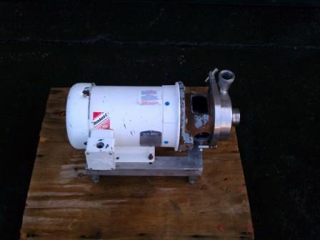 Image 5 HP St REGIS Stainless Centrifugal Pump 327739