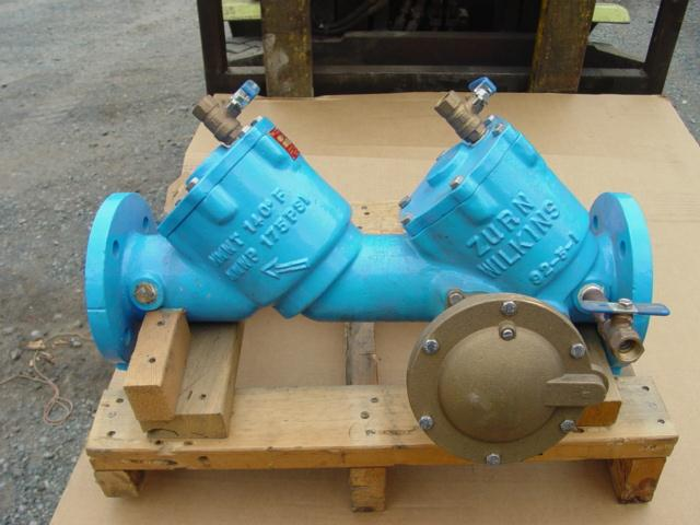 "2 1/2"" WILKINS 975 Backflow Preventer - Unused"