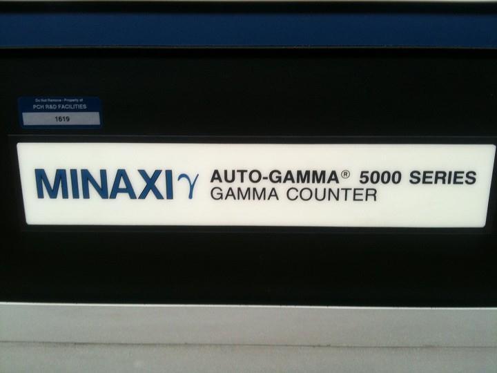 Image PACKARD Minaxi Auto Gamma A5530 327847