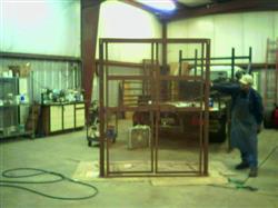 Image ALIMAK Style Construction Hoist Gates 327871