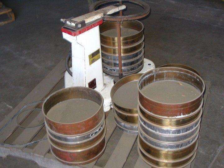 """Image 12"""" Dia. ROTAP Model RX-30 Lab Screener 328040"""