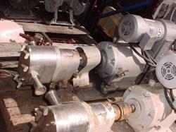 "Image 1.5"" WAUKESHA CHERRY-BURRELL 250 Displacement Pump - Stainless Steel  328159"