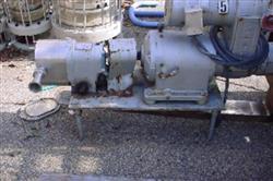 "Image 1.5"" WAUKESHA CHERRY-BURRELL 250 Displacement Pump - Stainless Steel  328161"
