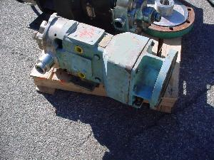 "Image 1.5"" WAUKESHA CHERRY-BURRELL 30 S/S Displacement Pump with Motor 328163"