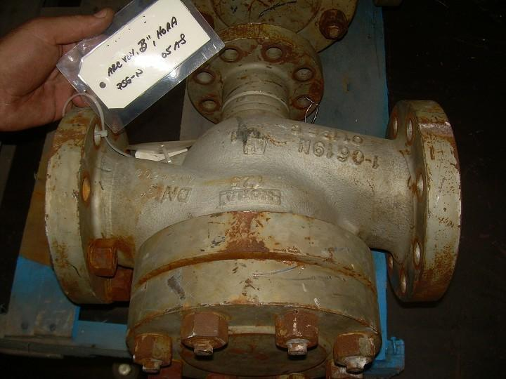 "3"" HORA Carbon Steel Auto Recirculation Valve"