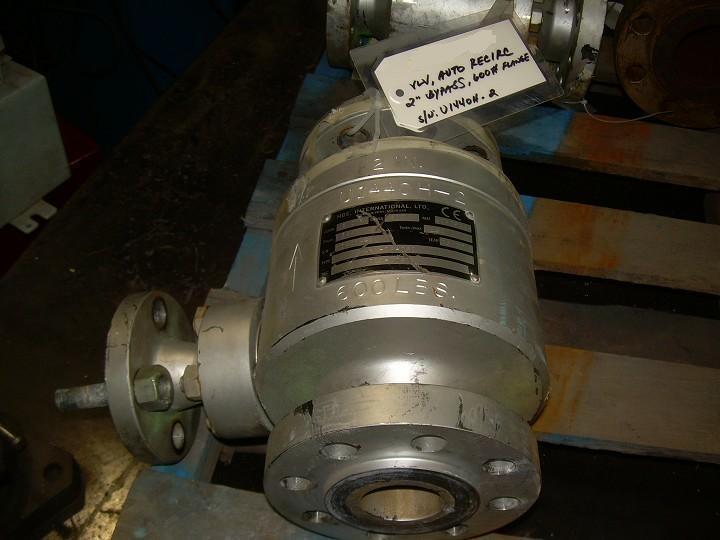 "2"" HBE HPM-08-060 Auto Recirculation Valve"