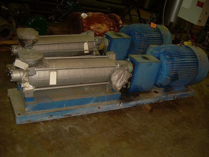 Image CARVER 16-Stage Pump, 70 GPM @ 2440 FT TDH 328234
