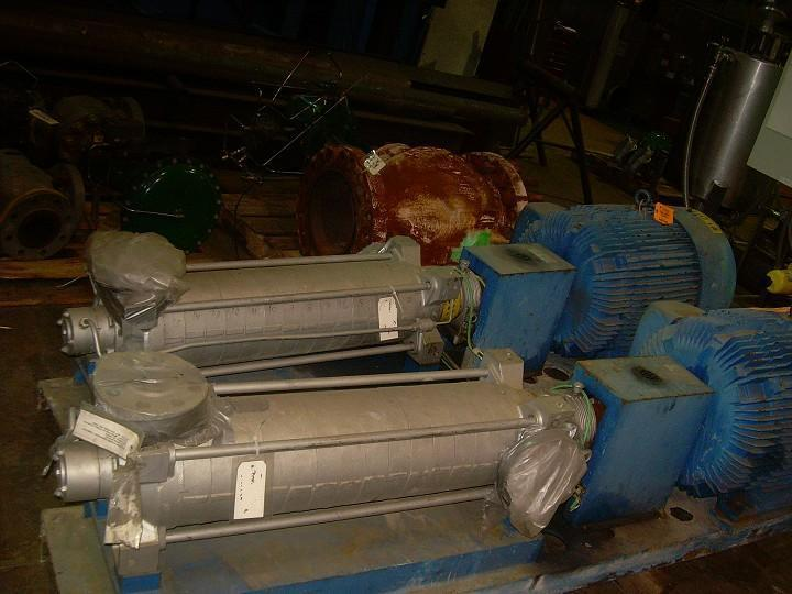 Image CARVER 16-Stage Pump, 70 GPM @ 2440 FT TDH 328236