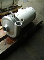 Image 7.5 HP ALFA LAVAL Stainless Centrifugal Pump 328249