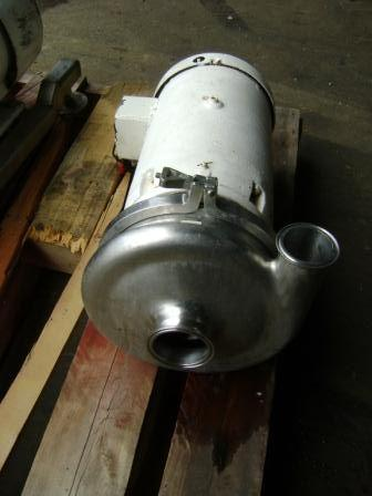 Image 7.5 HP ALFA LAVAL Stainless Centrifugal Pump 328250