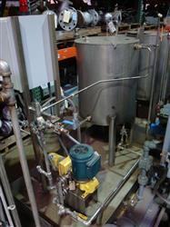 Image MILTON ROY Chem Feed System, 7.5 GPH @ 1000 PSIG 328267