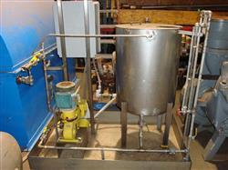 Image MILTON ROY Chem Feed System, 7.5 GPH @ 1000 PSIG 328268