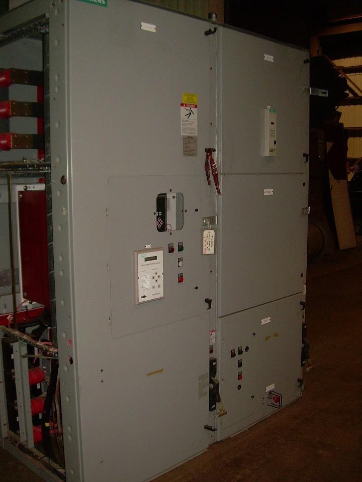 Image EDIUM Voltage Switchgear and Control Panels 328279