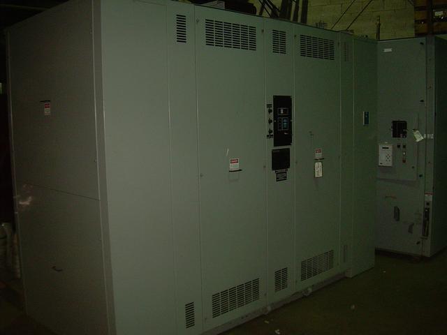 Image 750 kva SIEMENS Transformer 328302