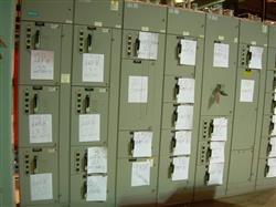Image MCC SIEMENS Tiastar Motor Control Center 328303
