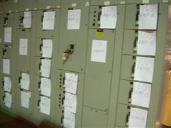 Image MCC SIEMENS Tiastar Motor Control Center 328304