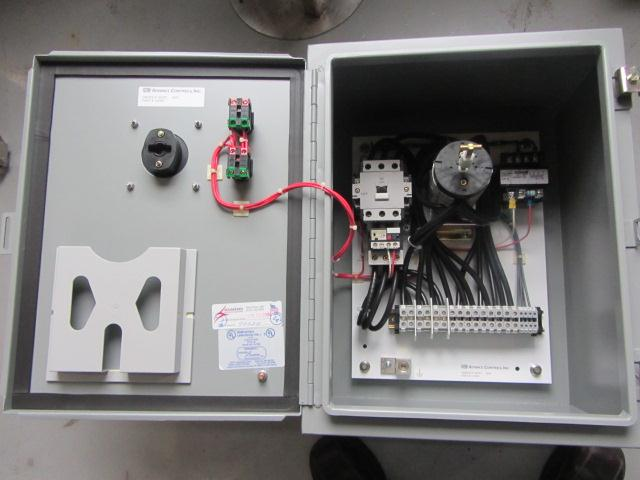 Image 230v Stop/Start Control Box - Never Used 328353