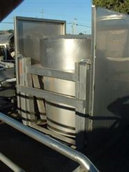 Image Hydraulic Barrel Dumper, S/S 328401