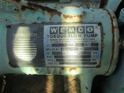 Image WEMCO 2 x 11 Pump, 316 S/S 618891