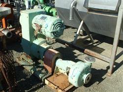 Image WEMCO Size 2 x 11 Pump, 316 S/S 328423