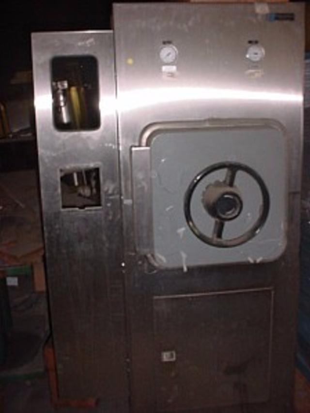 Image PHARMETICS Jacketed Sterilizer, 5 cf 328448