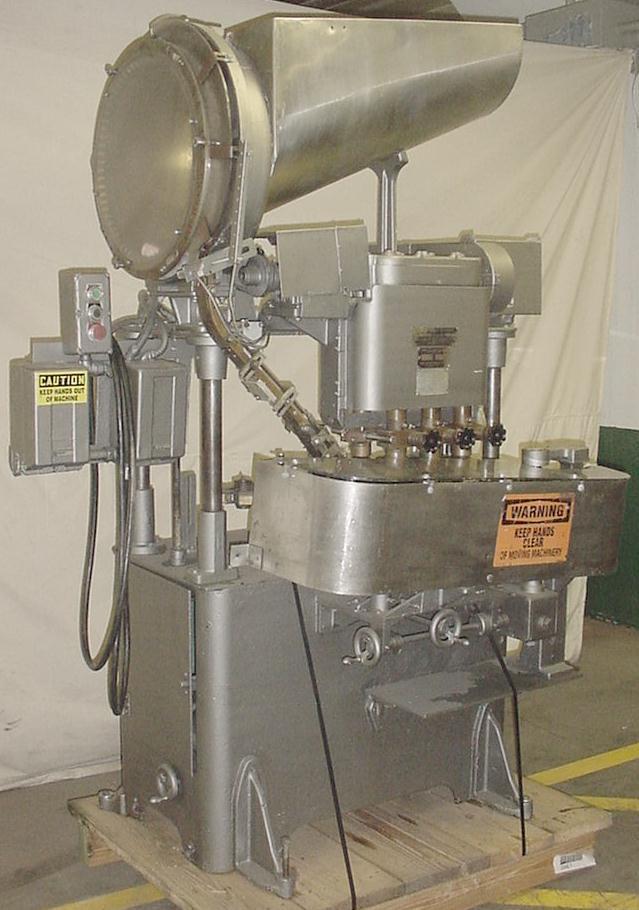 RESINA RU-120 Quill Capper