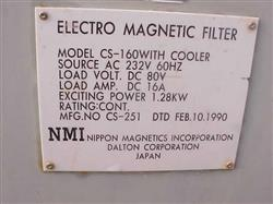 Image NIPPON Electro Magnetic Filter/Separator Nippon 328497