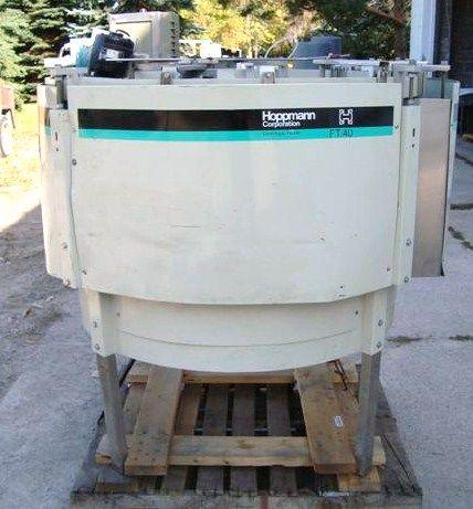 HOPPMANN FT-40 Centrifugal Feeder