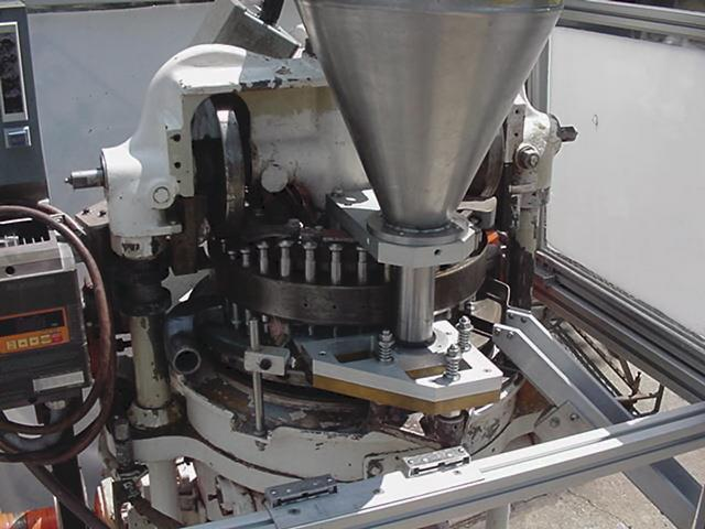 """Image 35 Station STOKES """"Tri-Pact"""" Rotary Tablet Press 1342510"""