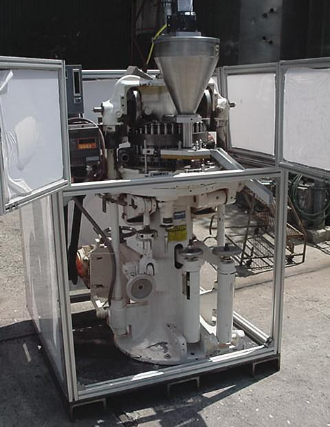 """Image 35 Station STOKES """"Tri-Pact"""" Rotary Tablet Press 1342511"""