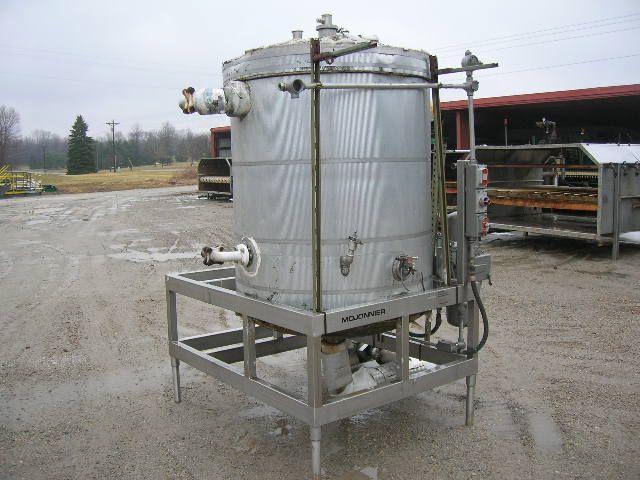 Image MOJONIER Stainless Steel Deairator 328588