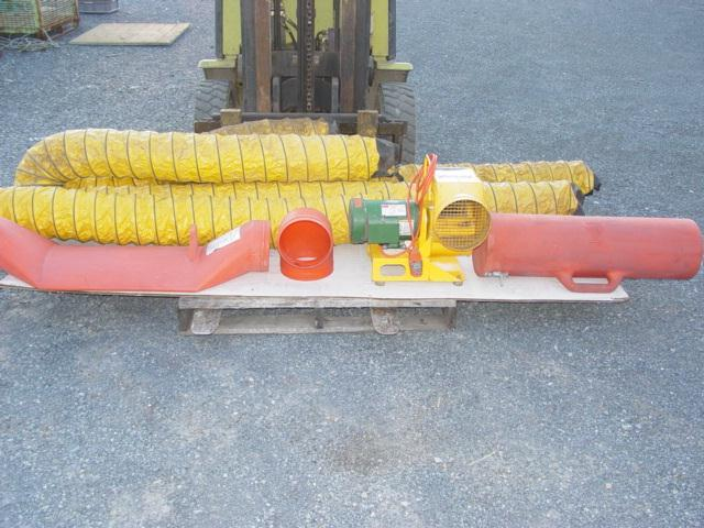 AIR SYSTEMS Confined Space Ventilation Kit