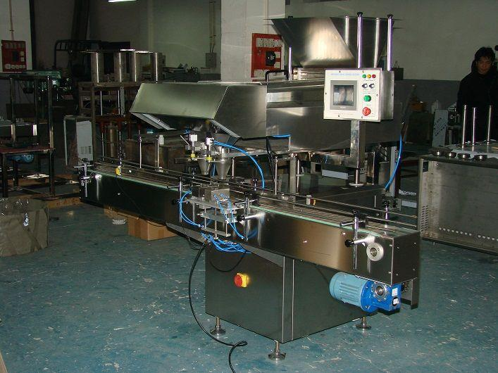 Automatic Counter/Tablet/Capsule Filler
