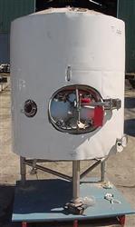 Image 400 Gal Pressure Rated Pharm Grade Storage Tank 328694