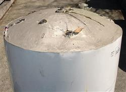 Image 400 Gal Pressure Rated Pharm Grade Storage Tank 328698