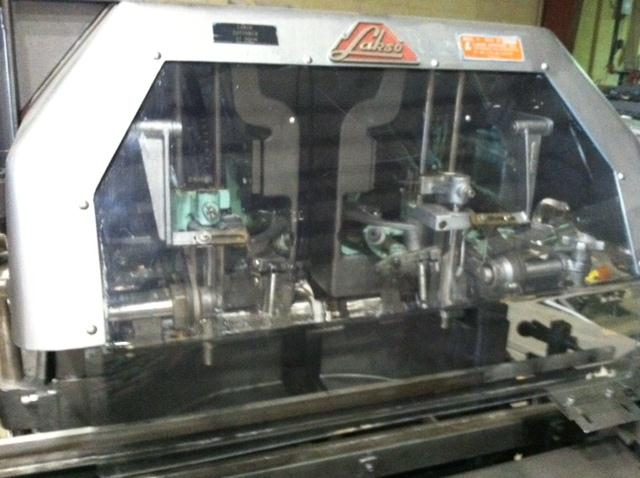 Image LAKSO Model 71 Dual Head Cottoner 328786