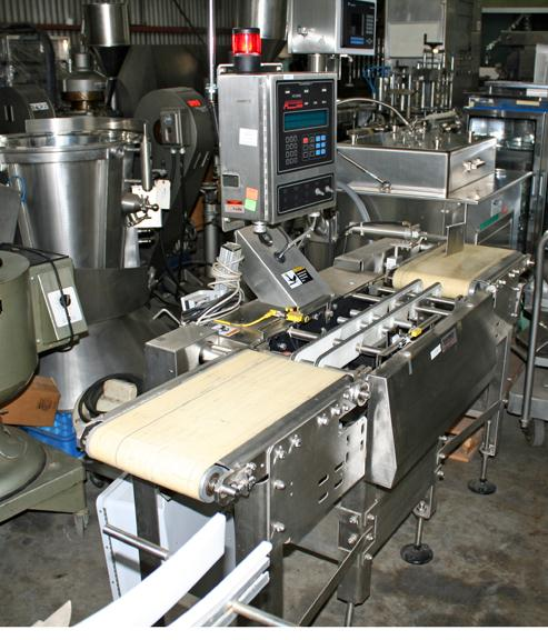 RAMSEY Icore Checkweigher