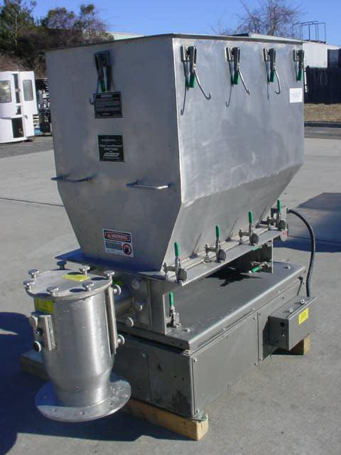 Image ACRISON 402B Stainless Steel Weigh Feeder 328931