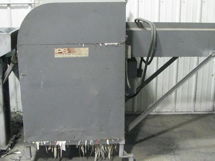 Image INDUSTRIAL Paper Shredder 328984