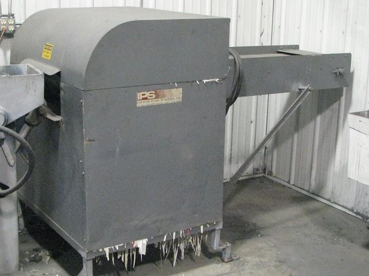 Image INDUSTRIAL Paper Shredder 328985
