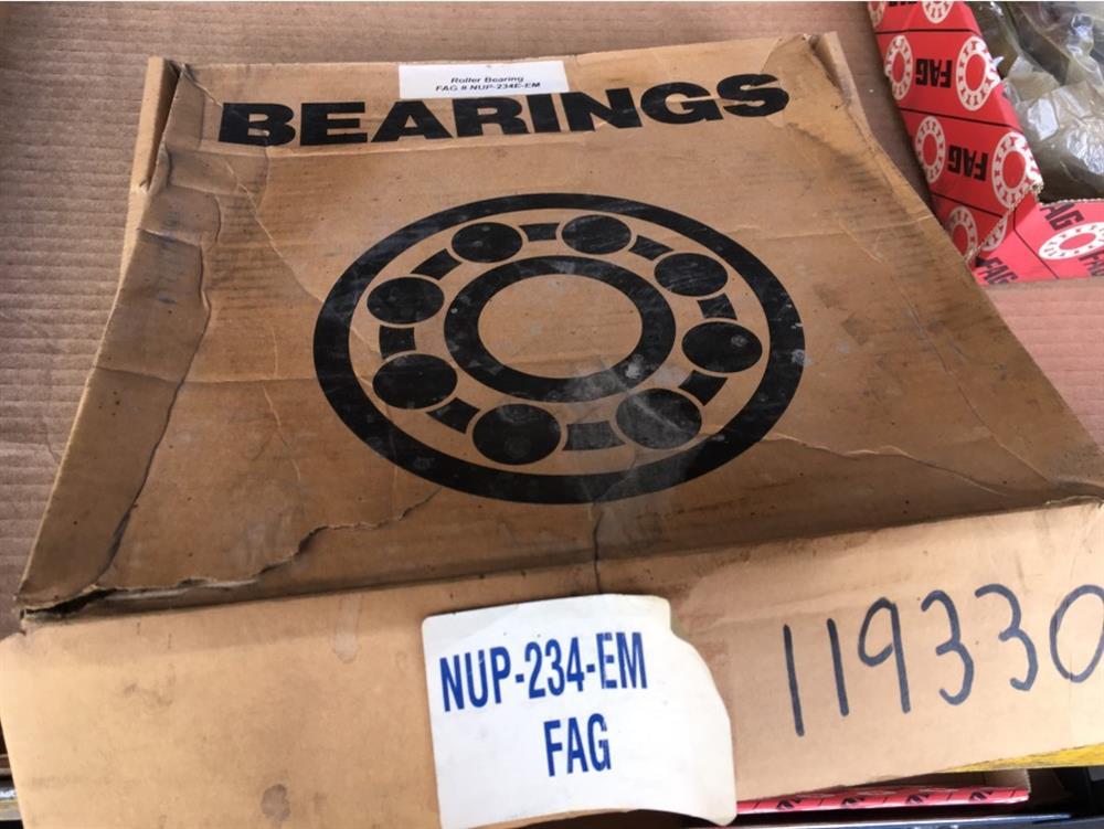 Image FAG # NUP-234-EM Bearing 997014
