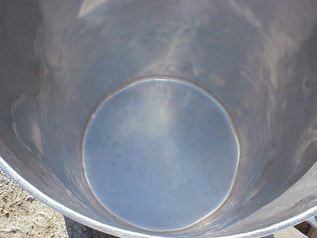 Image 55 Gallon Stainless Steel Drums, Sanitary 329166