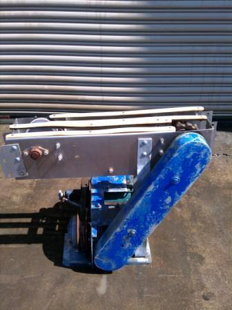 "Image 3.5"" to 3.5"" Conveyor Transfer, S/S Table Top 329191"