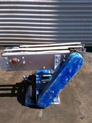 """Image 3.5"""" to 3.5"""" Conveyor Transfer, S/S Table Top 329191"""