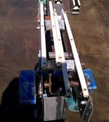 """Image 3.5"""" to 3.5"""" Conveyor Transfer, S/S Table Top 329192"""