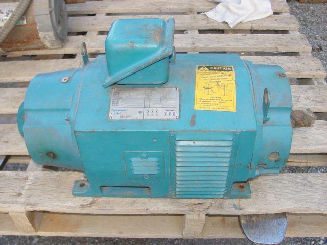 5 HP DYNAMATIC/EATON Ajusto Spede&reg Motor