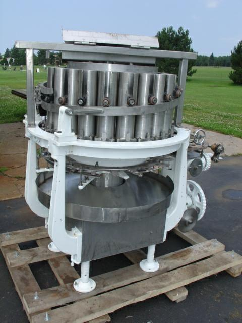 Image PFAUDLER 21-Head Rotary Piston Filler, RP-21 329372